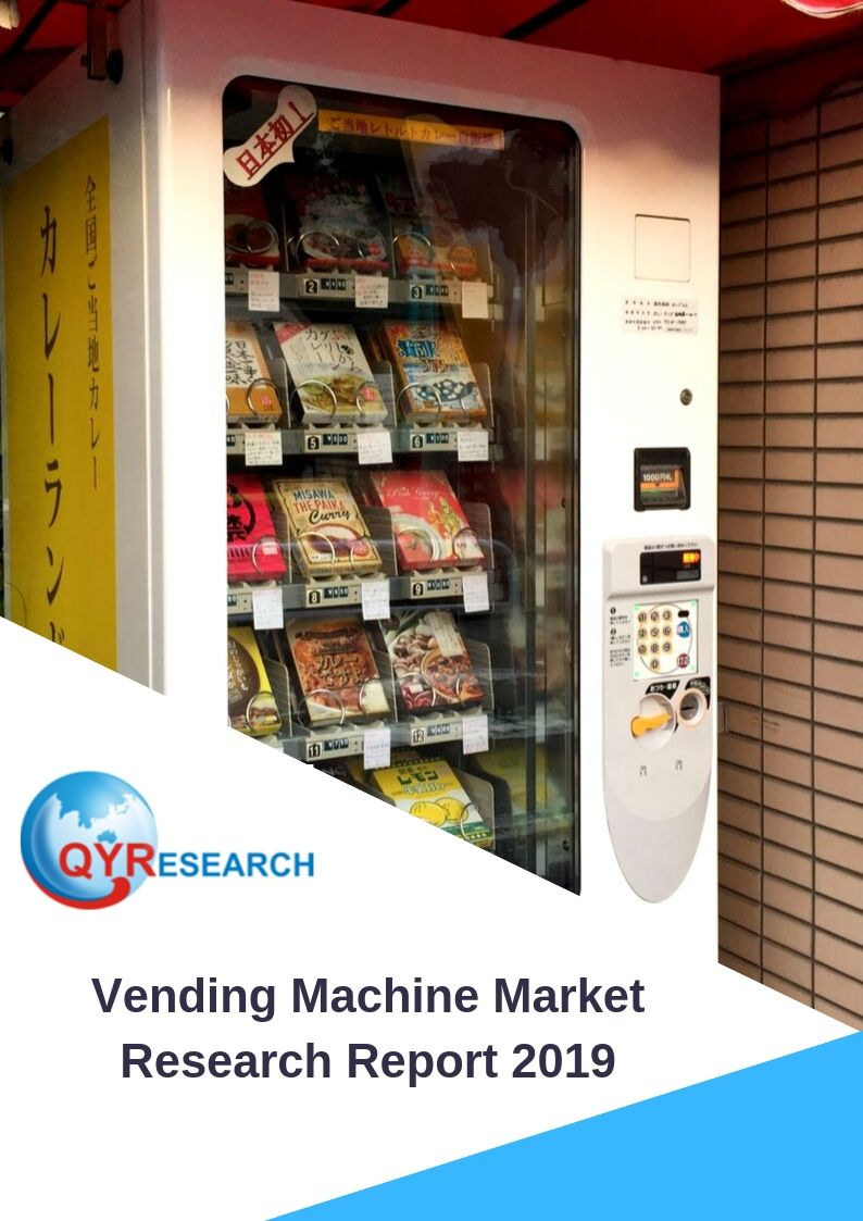 Global Vending Machine Market Insights Forecast to 2025