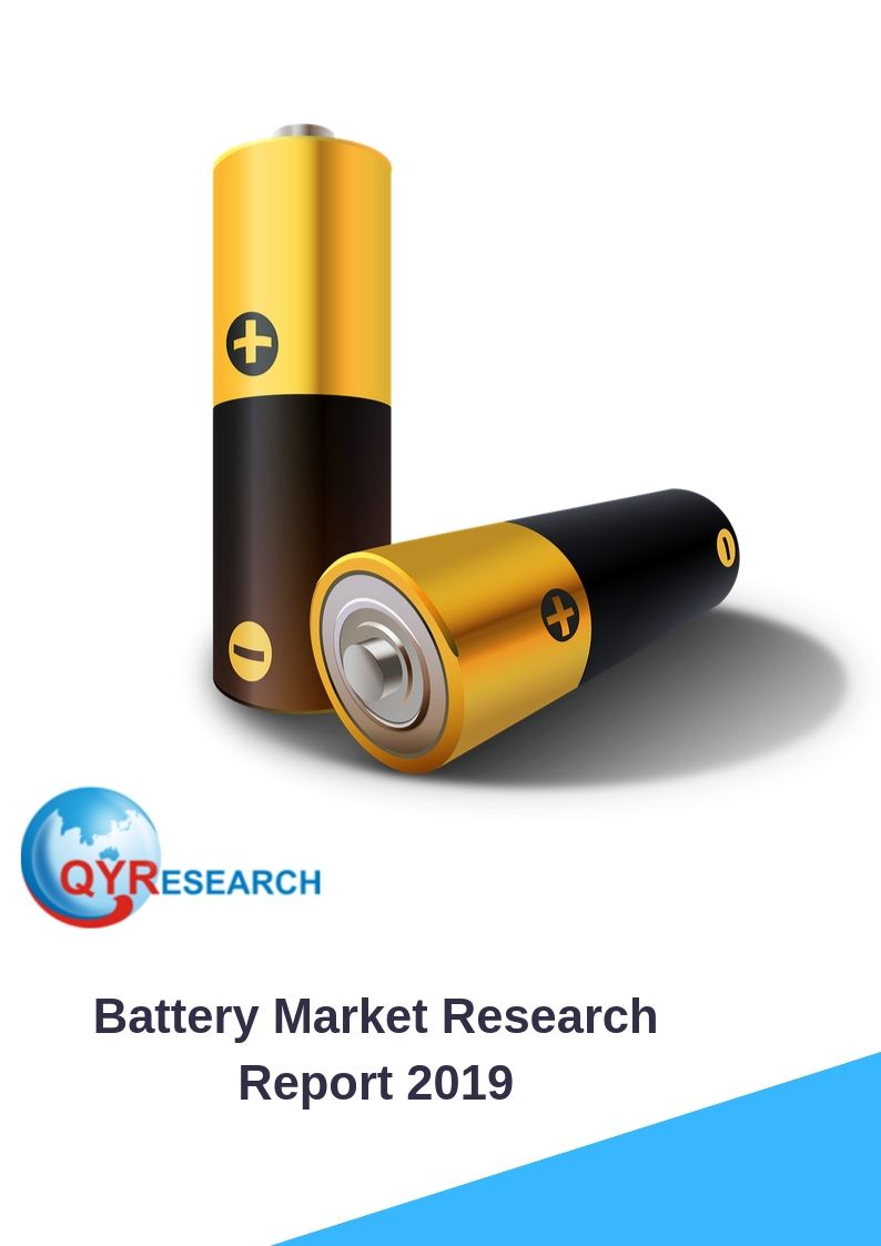Global Battery Market Insights Forecast to 2025