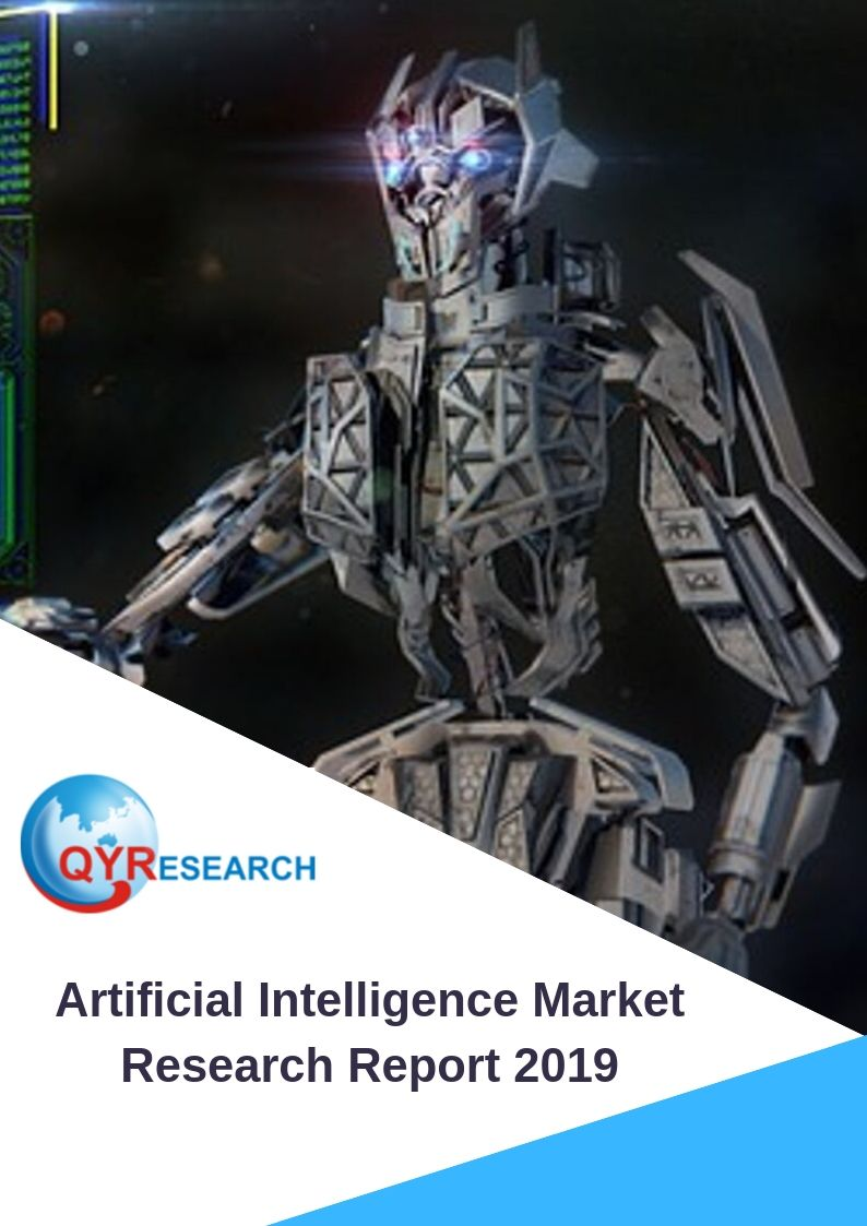 Global Artificial Intelligence Software Market Size Status and Forecast 2019 2025
