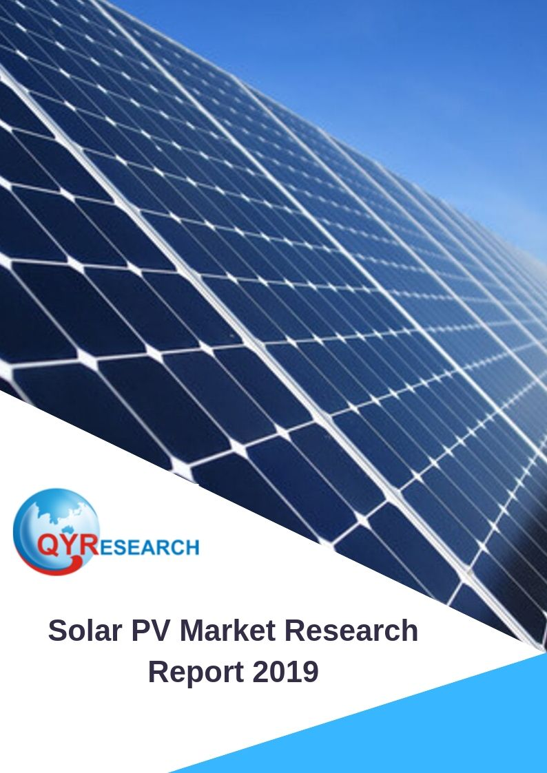 Global Solar PV Market Insights Forecast to 2025
