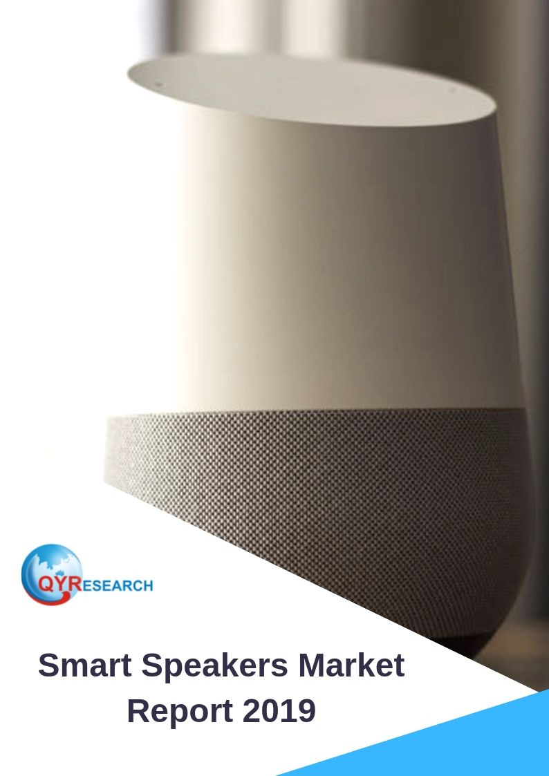 Global United States European Union and China Smart Speakers Market Research Report 2019 2025