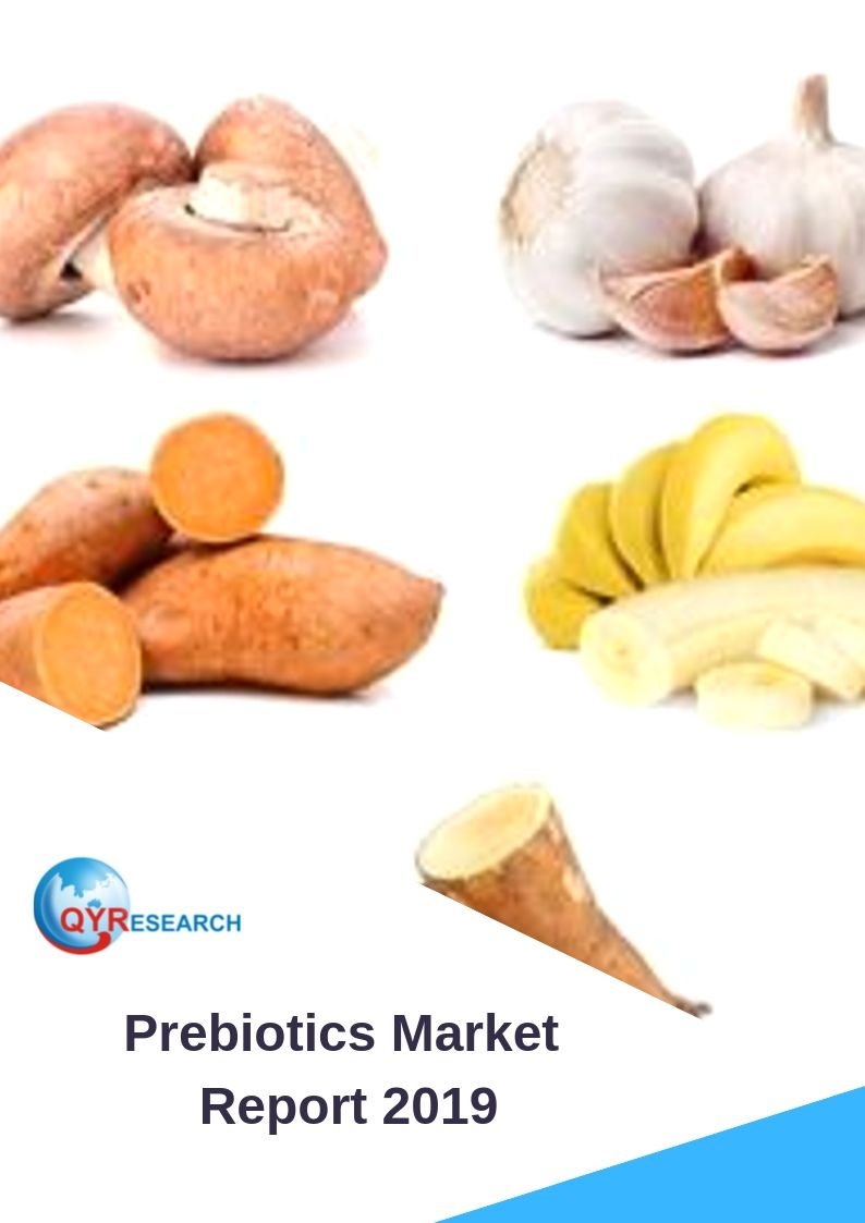 Global Prebiotics Market Insights Forecast to 2025