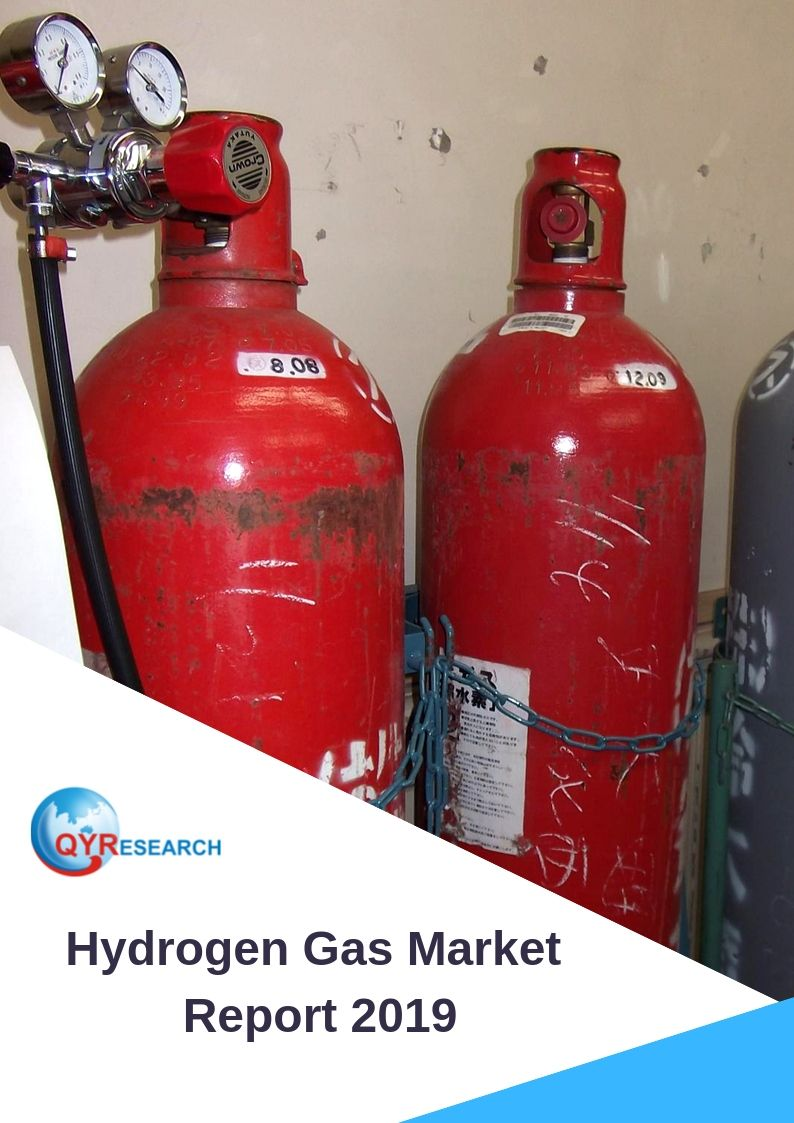 Global United States European Union and China Hydrogen Gas Market Research Report 2019 2025