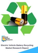Electric Vehicle Battery Recycling Market by Application Electric Cars Electric Buses Energy Storage Systems and Others Global Opportunity Analysis and Industry Forecast 2018 2025