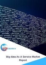 global big data as a service market