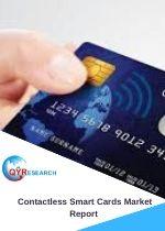 global contactless smart cards market