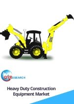 heavy duty construction equipment market