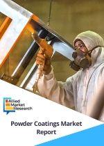 Powder Coatings Market by Resin Type Epoxy Polyester Epoxy Polyester Hybrid Acrylic Polyvinyl Chloride Nylon and Coating Method Electrostatic Spray Fluidized Bed Global Opportunity Analysis and Industry Forecast 2014 2022