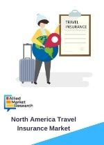 North America Travel Insurance Market by Distribution Channel Insurance Intermediaries Insurance Companies Banks Insurance Brokers Insurance Aggregators and Others Insurance Cover Single Trip Annual Multi trip and Long Stay and End User Senior Citizens Educational Travelers Backpackers Business Travelers Family Travelers and Fully Independent Travelers Opportunity Analysis and Industry Forecast 2016 2022
