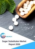 Global Sugar Substitutes Market Insights and Forecast to 2026