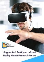 Augmented and Virtual Reality Market by Organization Size Large Enterprises and Small Medium Sized Enterprises Application Consumer and Enterprise Industry Vertical Gaming Entertainment Media Aerospace Defense Healthcare Education Manufacturing Retail and Others Global Opportunity Analysis and Industry Forecast 2018 2025