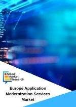 Europe Application Modernization Services Market
