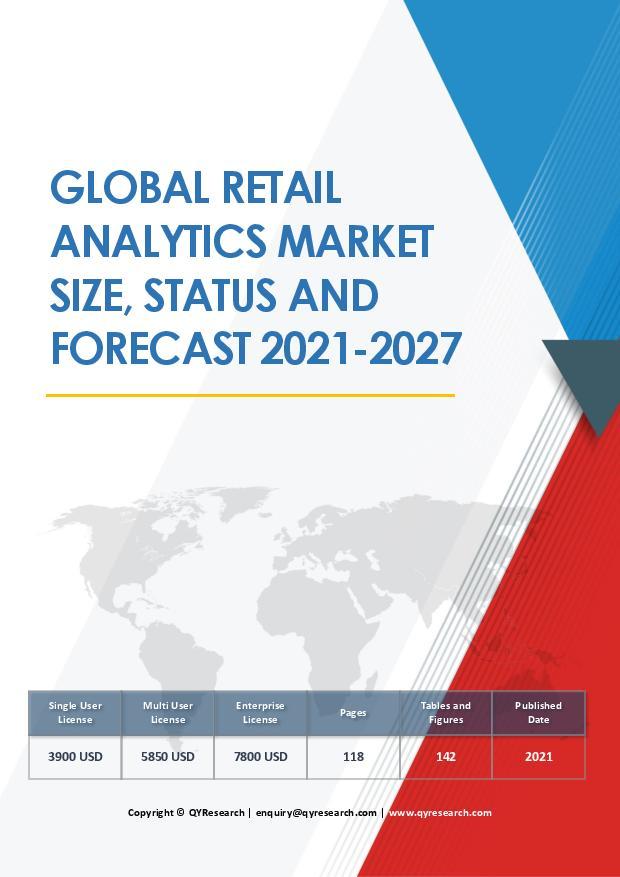 Global Retail Analytics Market Size Status and Forecast 2020 2026