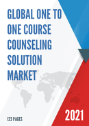 Global One to One Course Counseling Solution Market Size Status and Forecast 2021 2027