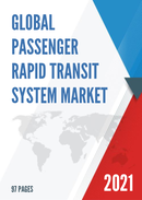 Global Passenger Rapid Transit System Market Size Status and Forecast 2021 2027
