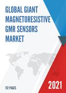 Global Giant Magnetoresistive GMR Sensors Market Insights and Forecast to 2027