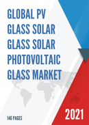 Global PV Glass Solar Glass Solar Photovoltaic Glass Market Insights and Forecast to 2027