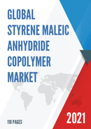 Global Styrene Maleic Anhydride Copolymer Market Insights and Forecast to 2027