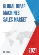 Global BiPAP Machines Sales Market Report 2021