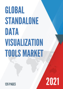 Global Standalone Data Visualization Tools Market Size Status and Forecast 2021 2027