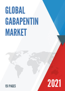 Global Gabapentin Market Insights and Forecast to 2027