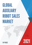 Global Auxiliary Robot Sales Market Report 2021