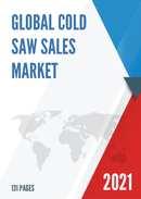 Global Cold Saw Sales Market Report 2021