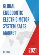 Global Endodontic Electric Motor System Sales Market Report 2021