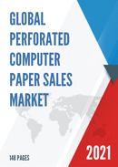 Global Perforated Computer Paper Sales Market Report 2021