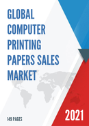Global Computer Printing Papers Sales Market Report 2021