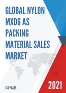 Global Nylon MXD6 as Packing Material Sales Market Report 2021
