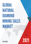Global Natural Diamond Mining Sales Market Report 2021