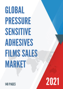 Global Pressure Sensitive Adhesives Films Sales Market Report 2021