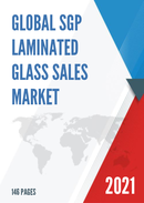 Global SGP Laminated Glass Sales Market Report 2021