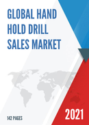 Global Hand Hold Drill Sales Market Report 2021