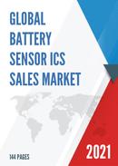 Global Battery Sensor Ics Sales Market Report 2021