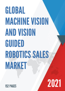 Global Machine Vision and Vision Guided Robotics Sales Market Report 2021