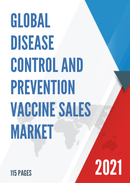 Global Disease Control and Prevention Vaccine Sales Market Report 2021