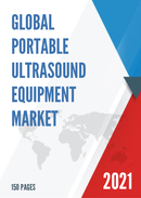 Global Portable Ultrasound Equipment Market Insights and Forecast to 2027