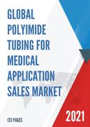 Global Polyimide Tubing for Medical Application Sales Market Report 2021