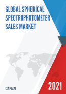 Global Spherical Spectrophotometer Sales Market Report 2021