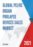 Global Pelvic Organ Prolapse Devices Sales Market Report 2021