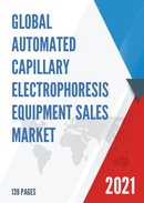Global Automated Capillary Electrophoresis Equipment Sales Market Report 2021