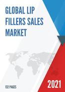 Global Lip Fillers Sales Market Report 2021