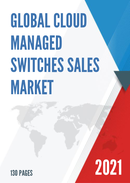 Global Cloud Managed Switches Sales Market Report 2021
