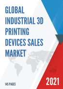 Global Industrial 3D Printing Devices Sales Market Report 2021