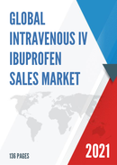 Global Intravenous IV Ibuprofen Sales Market Report 2021
