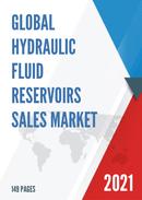 Global Hydraulic Fluid Reservoirs Sales Market Report 2021