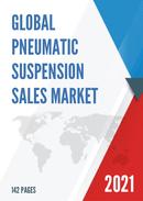 Global Pneumatic Suspension Sales Market Report 2021