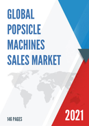 Global Popsicle Machines Sales Market Report 2021
